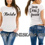 Woman T-shirt - Bride